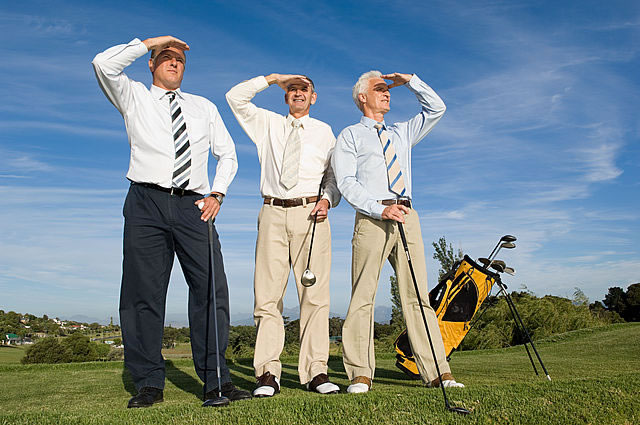 golf employers